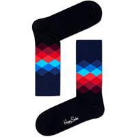 Happy Socks Faded sokken met dessin