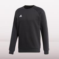 Adidas Core 18 Sweat Trainingstrui Black White