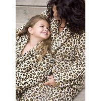 Badrock Little Wild Thing / kinder badjas - S (5-6 jaar)