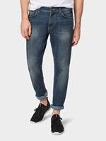 Tom Tailor straight fit jeans Marvin mid stone wash denim