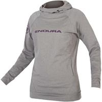 Endura Singletrack hoodie voor dames - Fleecetruien