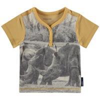 noppies T-Shirt Latroop medium geel