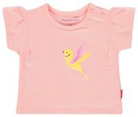 T-shirt Silvis Impatiens Roze - Roze/lichtroze - - Meisjes