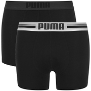 Puma PLACED LOGO Black 2-pack-S