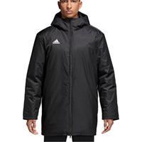 Adidas Core 18 Winterjas Black White