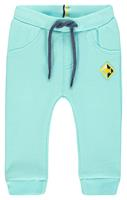Noppies Sweatbroek Richfield aquaspetters - Turquoise - - Jongen