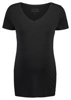 Noppies zwangerschaps T-shirt Rome zwart