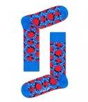 Happy Socks-Sokken-Comic Relief Sock-Blauw