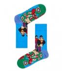 Happy Socks-Sokken-Socks Pepperland X The Beatles-Blauw
