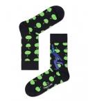 Happy Socks-Sokken-Socks Apples X The Beatles-Zwart