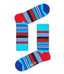 Happy Socks Multi Stripe sokken met streepdessin