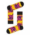 Happy Socks-Sokken-Andy Warhol Cow Socks-Zwart
