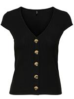 ONLY ONLY ONLNELLA S/S BUTTON TOP JRS