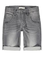Name it !Bermuda - Grijs - Jeans
