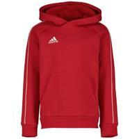 Adidas Core 18 Hoody Y - Junior Sweater