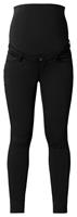 Noppies Slim broek Bailey Black - Zwart -