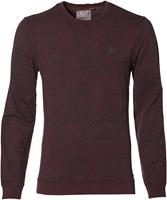No Excess Pullover - Modern Fit - Bordo