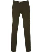Hensen Pantalon - Slim Fit - Groen
