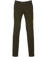 Hensen Pantalon - Slim Fit - Groen