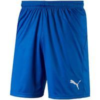 Puma - Liga Core Shorts - Blauwe Shorts