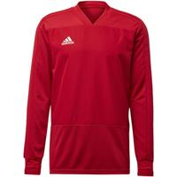 Adidas Fleece Jack  Condivo 18 Player Focus Training Longsleeve