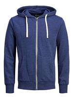 Comfortabele Sweatshirt Heren Blauw