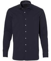 Jac Hensen Overhemd - Extra Lang - Blauw
