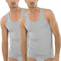 Schiesser 2 stuks Authentic Undershirts