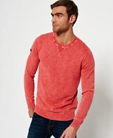 Superdry slim fit sweater valt kleiner