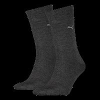 Puma 2-pack Classic Sock Men Anthracite-47-49