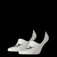 Puma sokken Footie wit 2-pack-43-46