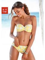 Sunseeker bandeau-bikinitop