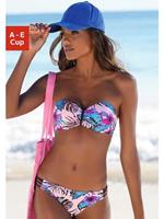 Venice Beach bikinitop in bandeaumodel »Marly«