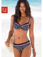 LASCANA bikinitop met beugels »Minimal«