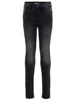 !Lange Broek - Zwart - Jeans