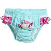 Playshoes zwemluier UV werend lichtblauw meisjes 2/68