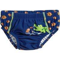 UV-bescherming luierzwembroek krokodil - Blauw - - Jongen