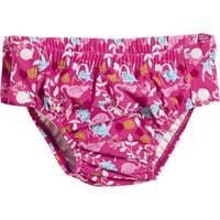 Playshoes zwemluier UV werend flamingo meisjes 4/80