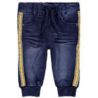 Name It !Lange Broek - Denim - Katoen/elasthan