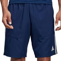 Adidas performance sportshort donkerblauw