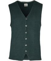 Jac Hensen Premium Gilet - Slim Fit - Groen
