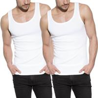 bread&boxers Bread and Boxers Men Tanks 2 stuks