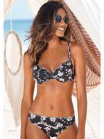 Sunseeker bikinitop met beugels