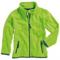 Playshoes Fleece jasje groen - Groen - - Jongen