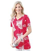 Your look for less! Shirt, rood/wit