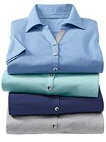 Your look for less! Shirt, marine