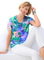 Your look for less! Shirt, groen