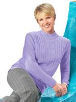 Your look for less! Pullover, lavendel