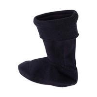 Playshoes fleecesokken junior donkerblauw /25