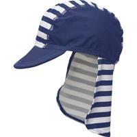 Playshoes UV Bescherming Zonnepetje MARITIM marine - Blauw - - Jongen
